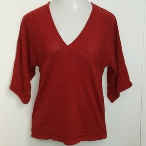 NEW YORK & CO Sparkle Special Occasion Top
